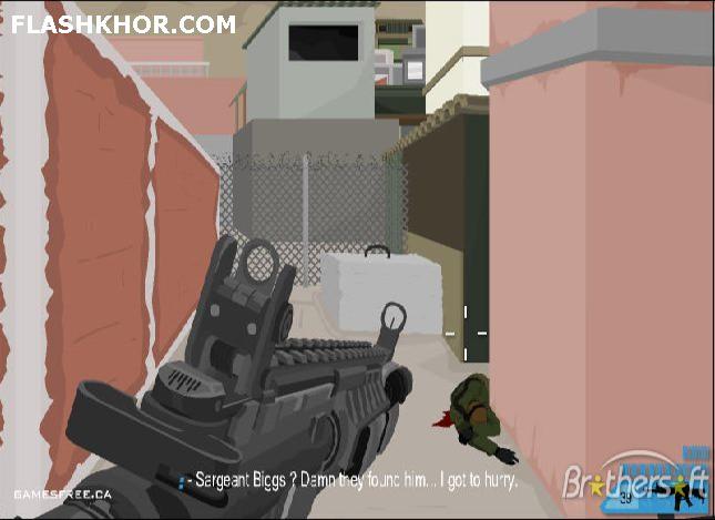 بازی آنلاین ماشه تیز 2 - تیر اندازی فلش