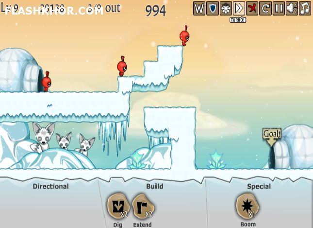 بازی آنلاین دیبلز 2 : زمستان - فکری فلش