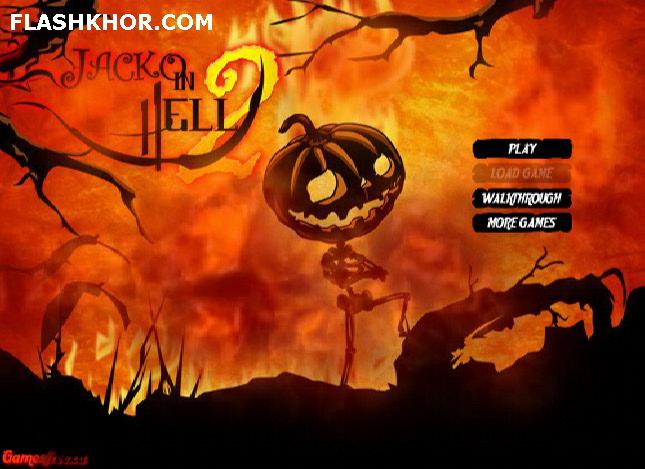 بازی آنلاین جکی در جهنم 2 - ماجراجویی ادونچر فلش