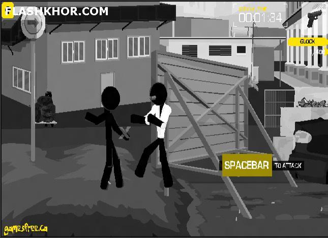 بازی آنلاین حمله سیفت هد 3 - رزمی اکشن فلش