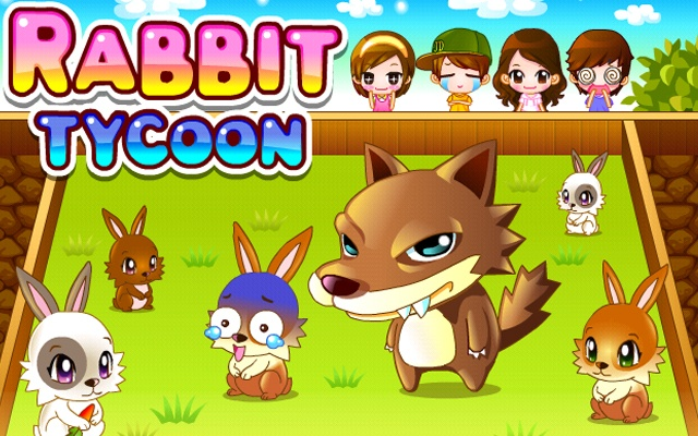 بازی آنلاین مزرعه داری پرورش خرگوش - دخترانه فلش
