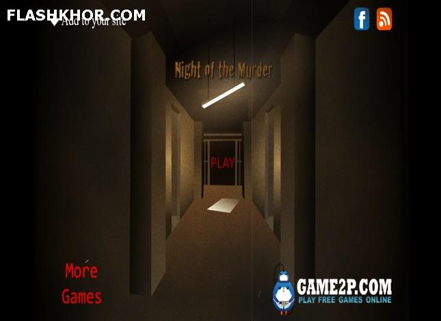 بازی آنلاین پلیسی شب قتل - ماجرایی ادونچر فلش