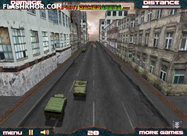 بازی آنلاین کامیون سواری جنگ کامیون ها فلش