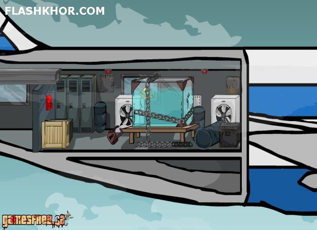بازی آنلاین ماهی خشن 4 - اکشن فلش