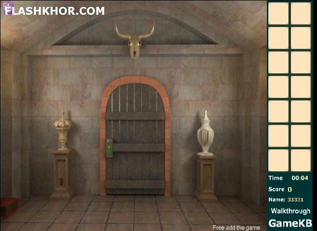 بازی آنلاین قلعه اسرار آمیز - ادونچر ماجرایی فلش