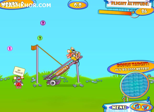 بازی آنلاین موش کاپیتان 2 - ادونچر فلش