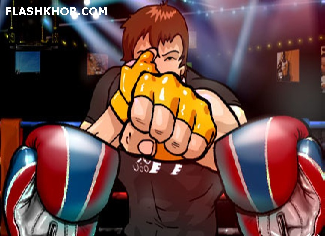 بازی آنلاین بوکس مشت تامی - ورزشی فلش