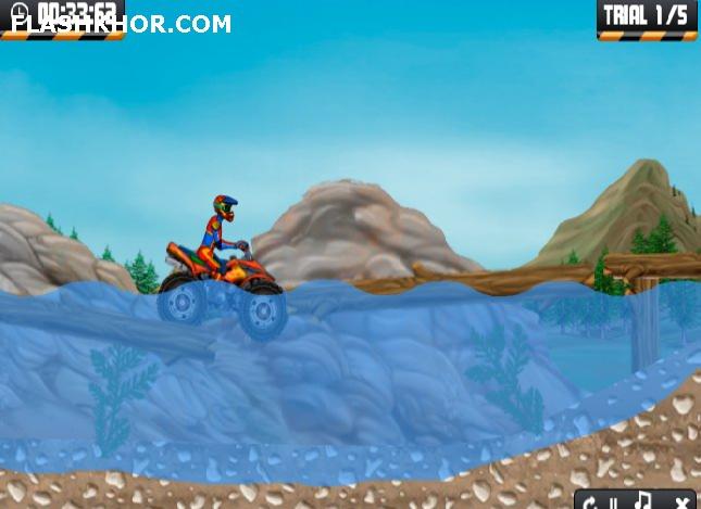 بازی آنلاین موتور سواری ارزیابی چهارگانه - ای تی وی فلش