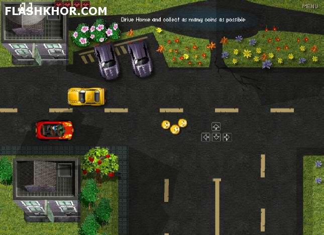 بازی آنلاین جی تی ای GTA اکشن فلش