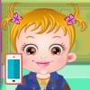 بازی آنلاین بچه داری مراقبت از دختر کوچولو - دخترانه فلش