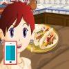 بازی آشپزی خوراک مرغ فجیتز - دخترانه