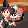 بازی شیرینی پزی کیک اشباح - دخترانه