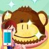 بازی آشپزی کیک میمون نما - دخترانه
