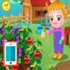بازی مزرعه داری هیزل کوچولو - بچه داری دخترانه
