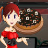 بازی آشپزی کیک قبرستان - دخترانه