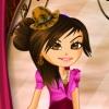 بازی مدل لباس عروس شیک پوش - دخترانه