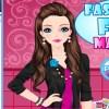 بازی آنلاین آرایشگری و مدل لباس فشن - دخترانه فلش