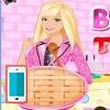 بازی آنلاین باربی آشپزی پای سیب زمینی - دخترانه