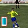 بازی آنلاین فوتبال جام جهانی 2014 برزیل پنالتی - ورزشی فلش