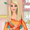 بازی دکتری باربی معالجه دست - پزشکی دخترانه