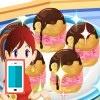 بازی آنلاین آشپزی بستنی پف دار - دخترانه