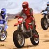 بازی آنلاین فلش بازی آنلاین مسابقات موتور سواری درت بایک - ورزشی فلش