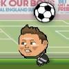 بازی فوتبال بین کله ها جام ملت های اروپا - ورزشی