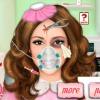 بازی دکتری باربی بعد از تصادف - پزشکی دخترانه