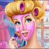بازی سیندرلا آرایشگری آرایش واقعی دخترانه