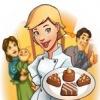 بازی رستوران داری فروشگاه شکلات فرنزی دخترانه مدیریتی