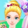بازی آرایشگری عروس تالار شاهزاده دخترانه
