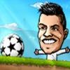 بازی فوتبال بین کله ها لیگ اروپا پاپت سوکر ورزشی