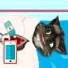 بازی گربه سخنگو دکتری جراحی پزشکی