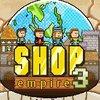 بازی آنلاین مدیریتی امپراطوری فروشگاه ها 3 فلش