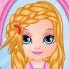 بازی آنلاین آرایش بچه ی باربی در تابستان