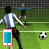 بازی فوتبال پنالتی 12 متر