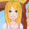 بازی آرایش عروس گیسو کمند دخترانه