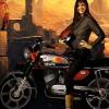 بازی آنلاین فلش بازی آنلاین تام رایدر مهاجم مقبره موتور سواری فلش