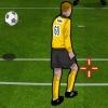 بازی آنلاین فوتبال شوت به دروازه بان