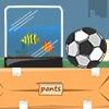 بازی آنلاین فیزیکی نجات تنگ ماهی فیزیک