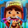 بازی موج سواران مترو دندان پزشکی