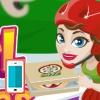 بازی مدیریت پیتزا فروشی دختر اسکیت سوار اندروید کامپیوتر آیفون