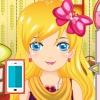 بازی آرایشی دخترانه آنلاین با چای سبز