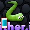 بازی slither.io برای اندروید مار بازی آنلاین کامپیوتر آیفون