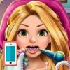 بازی دندانپزشکی اندروید راپونزل دخترانه