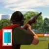بازی تیراندازی اهداف پروازی آنلاین