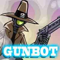 بازی ربات تفنگ دار - تیر اندازی