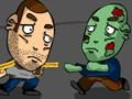 بازی آق زامبی ها - تیر اندازی zombie