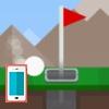 بازی گلف برای کامپیوتر آنلاین مرحله ای چمنی