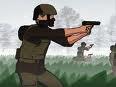 بازی آنلاین فلش بازی آنلاین جنگ پاییز - استراتژی جنگی فلش